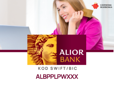 Alior Bank – kody SWIFT, IBAN