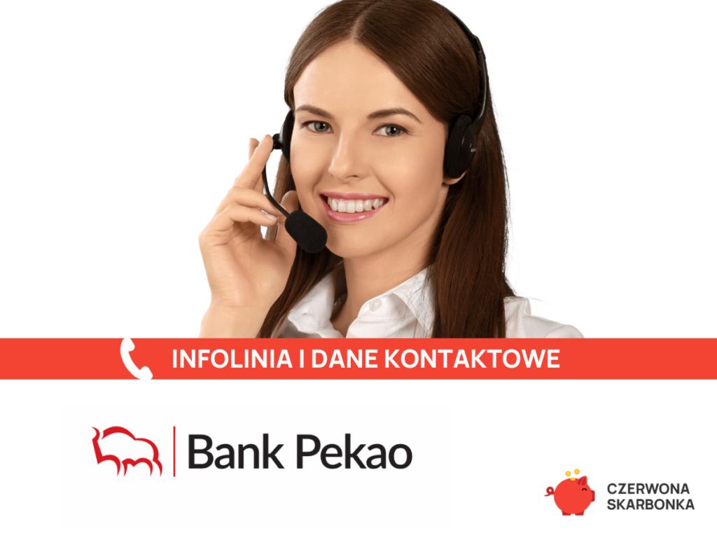 Bank Pekao infolinia
