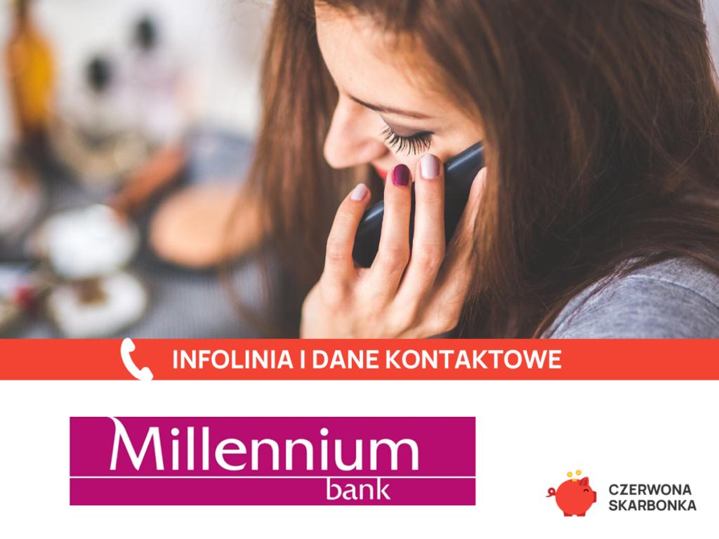 Bank millennium infolinia