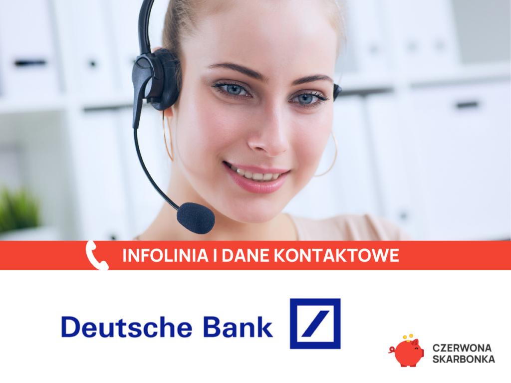 Deutsche bank infolinia