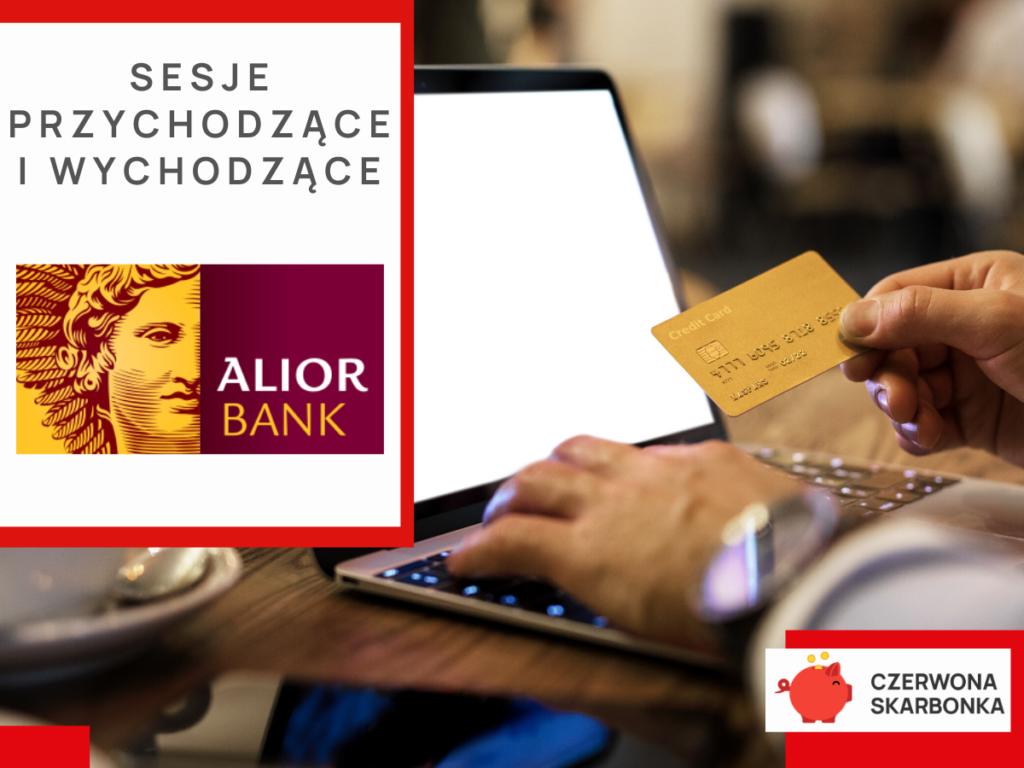 Alior Bank sesje elixir