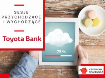 Toyota Bank sesje elixir
