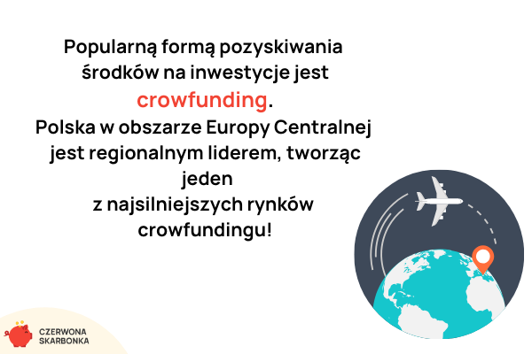 Crowdfunding infografika