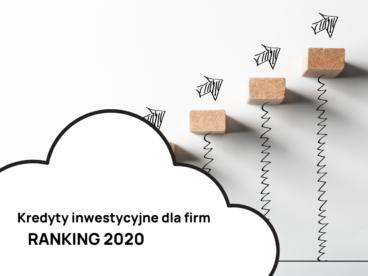 ranking kredytów inwestycyjnych