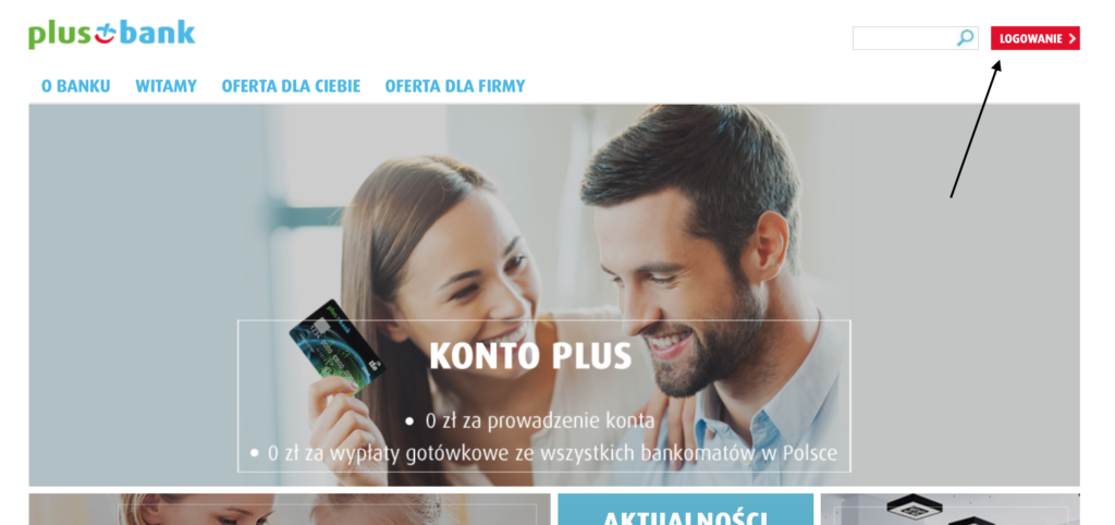 wyciąg Plus Bank