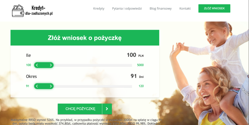 Kredyt-dla-Zadłużonych.pl
