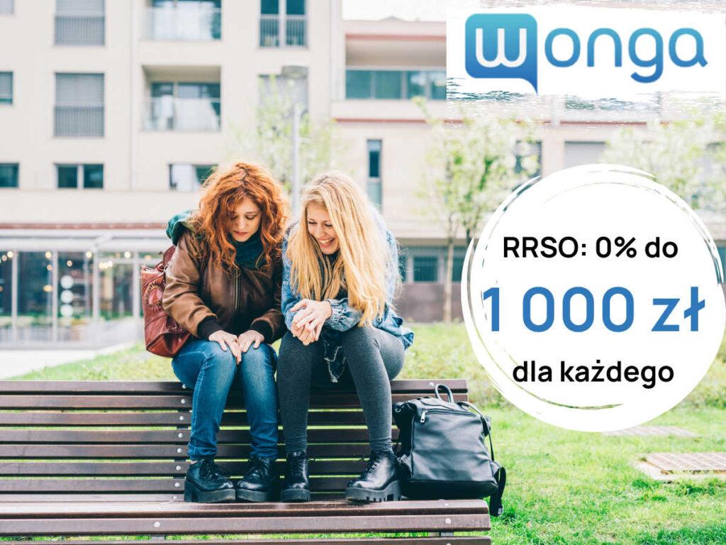 promocja wonga darmowa pożyczka