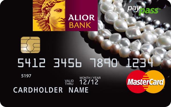 Karta kredytowa Alior Bank