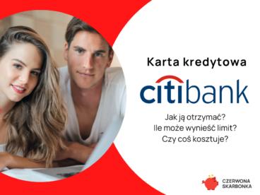 Karta kredytowa Citibank