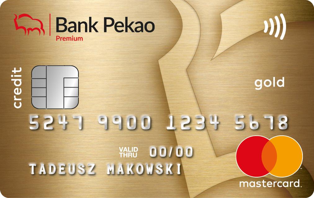 Karta kredytowa pekao