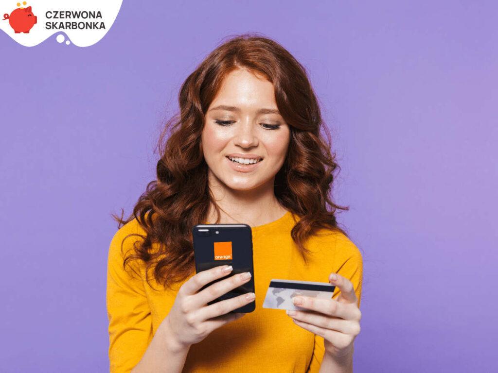 jak wziąć kredyt w Orange