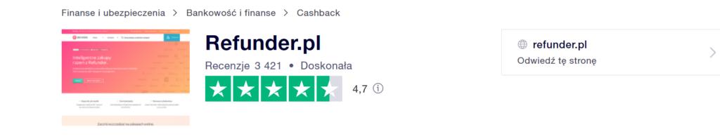 opinie o refunder.pl